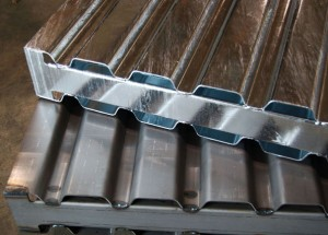 Corrugated Steel Pallets Ref: CM28B