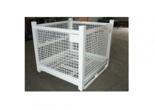 Custom Heavy Duty Wire Mesh Container Ref: CM15