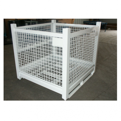 Custom Heavy Duty Wire Mesh Container Ref: CM15