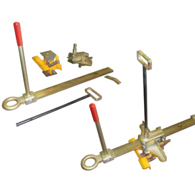 Retractable Pintle Ring Tow Package