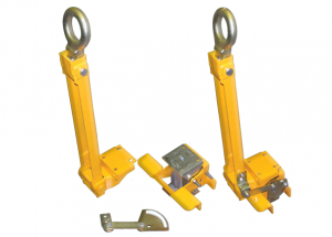 Tip-Down Pintle Ring Tow Package