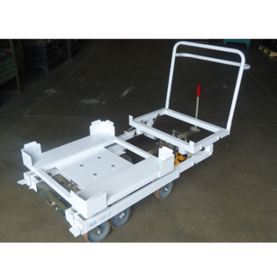 33x31 Extended Handle Rotation Cart Ref: CT107