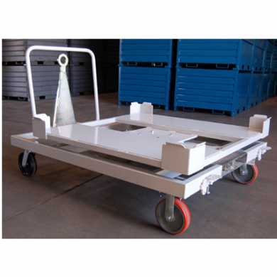 48 x 48 Rotation Cart with Light Weight Tow Bar Ref: CT116