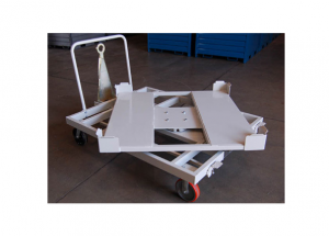 48 x 48 Rotation Cart with Light Weight Tow Bar Ref: CT116A