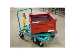 6 Wheel 33x31 Rotation Cart Ref: CT110