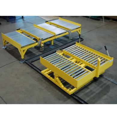 Gravity Roller Conveyor with Tilt Table Ref: CV14A