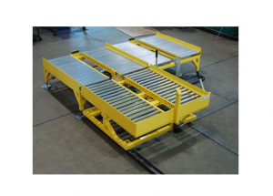 Gravity Roller Conveyor with Tilt Table Ref: CV14B