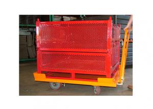 Optimal Static Cart in Quad Steer Mode Ref: CT51