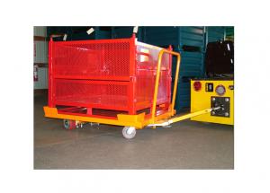 Optimal Static Cart in Quad Steer Mode Ref: CT52