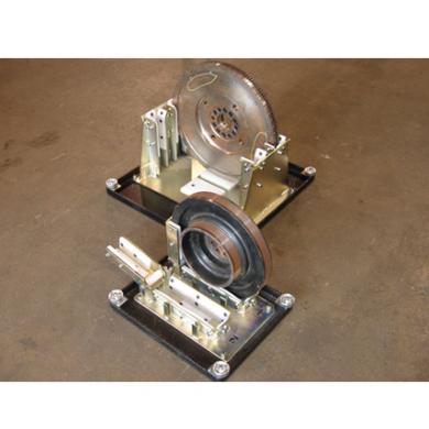 Parts Conveyor Pallet with Non-Skate Wheels Ref: CM08