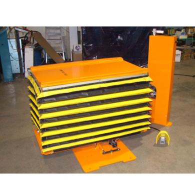 Pneumatic Cart Lift and Tilt Ref: LT05