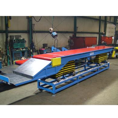 Powered Belt Conveyor Ref: CV02