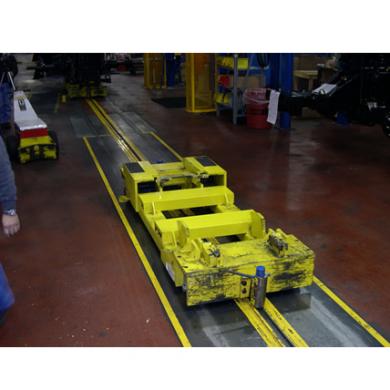 Powered Floor Conveyor Ref: CV13