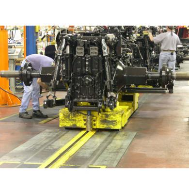 Powered Floor Conveyor Ref: CV13A