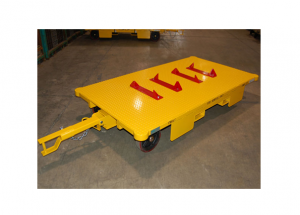 Quad Steer Cart with For Tubes and Dunnage Ref: CT127