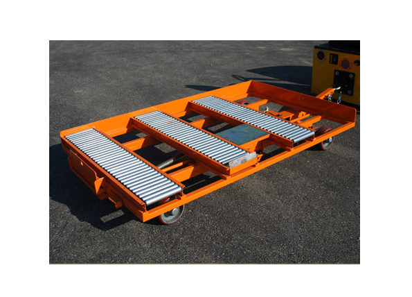 Industrial Carts Topper Industrial Transfer Carts