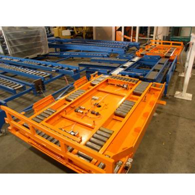 Rack Indexing Conveyor Ref: CV10