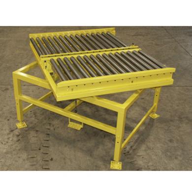 Roller Conveyor on Rotation Table Ref: CV06