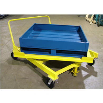 Rotation Cart With Custom Pallet Ref: CT108