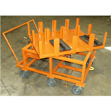 Rotation Cart With Custom Riser Platform Ref: CT112