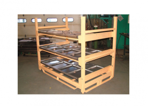 Slide Out Shelf Rack Ref: CM39