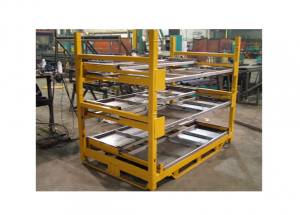 Slide Out Shelf Rack Ref: CM38