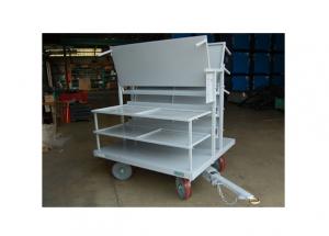 Tip Up Shelf Cart Ref: CT22