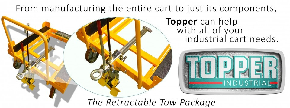 Retractable Tow Package - Topper Industrial