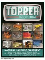 topper industrial catalog 2016