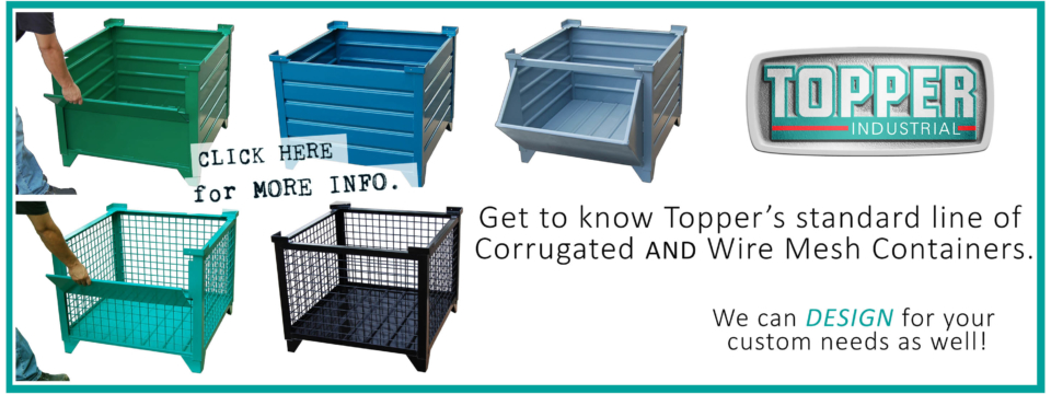 Manufacturer of Steel and Corrugated Containers