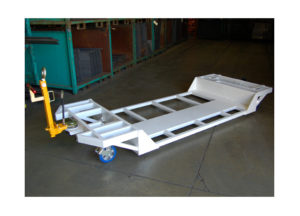 Low Boy Chainsteer Cart Ref 206