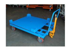 4 Wheel Rotate Cart Ref: CT 208