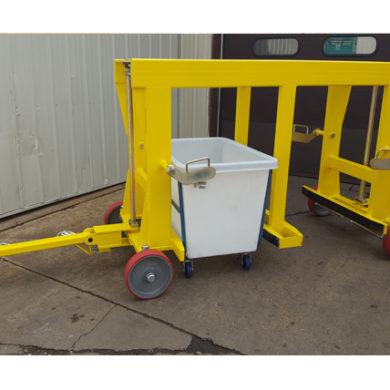 Mother Cart Garbage Cart Ref CT212