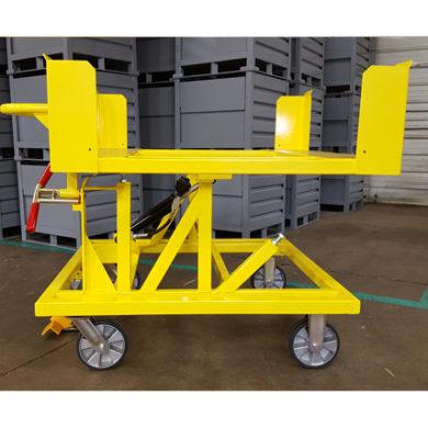 4 Whl 45 Degree Tilt Cart Ref CT220