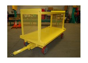 Quad Steer Shelf Cart Ref CT 219