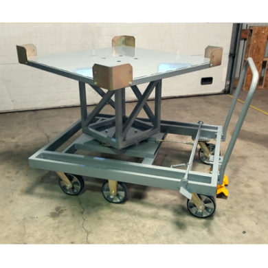 Rotate Platform Cart Ref CT274