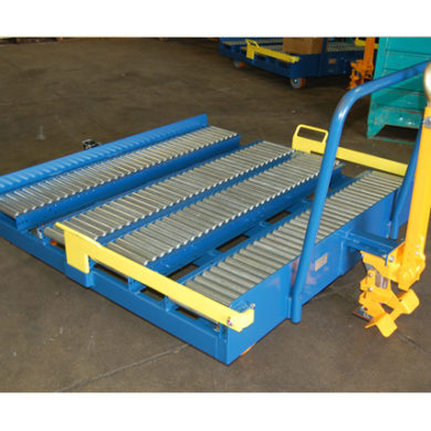 Static Transfer Cart Ref CT278