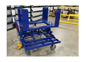 30 Degree Tilt Cart w RS Casters Ref CT281