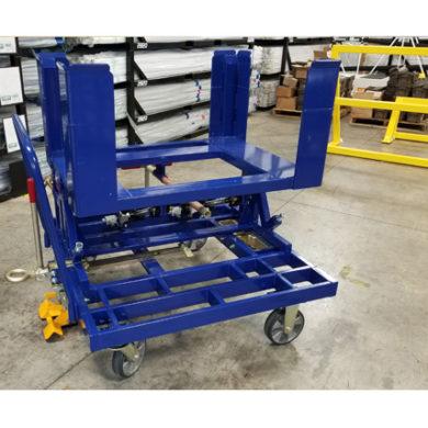 30 Degree Tilt Cart w RS Casters Ref CT281