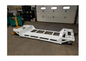 Low Boy Chainsteer Cart Ref CT303