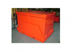 Custom Heavy Duty Drop Bottom Container Ref: CM13