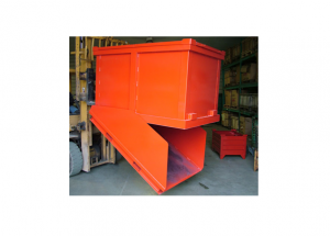 Custom Heavy Duty Drop Bottom Container Ref: CM13A