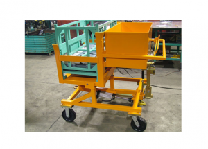 45 Degrees Tilt Cart with Dunnage Holder Ref: CT152