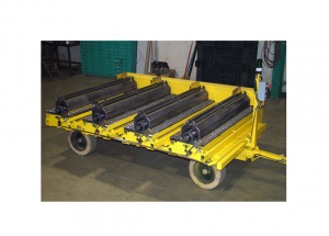 Engine Block Conveyor Cart Ref: CT119