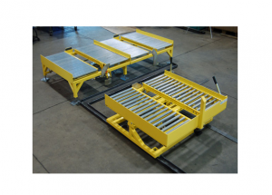Gravity Roller Conveyor with Tilt Table Ref: CV14A
