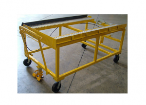 Large Parts Pallet Transfer Cart Ref: CT49