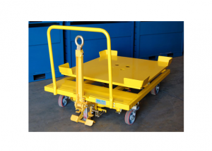 Rotation Cart With Automatic Rotation Stop Ref: CT111