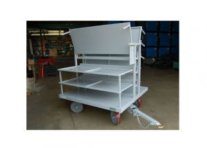Tip Up Shelf Cart Ref: CT22