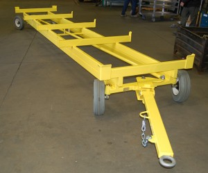 48x228 Quad Steer Cart Ref: CT193