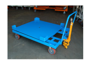 4 Wheel Rotate Cart Ref: CT 208